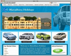Rent a car udaipur